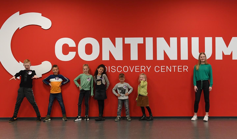 Continium uitgeroepen tot hét Kidsproof Museum van Limburg 2021