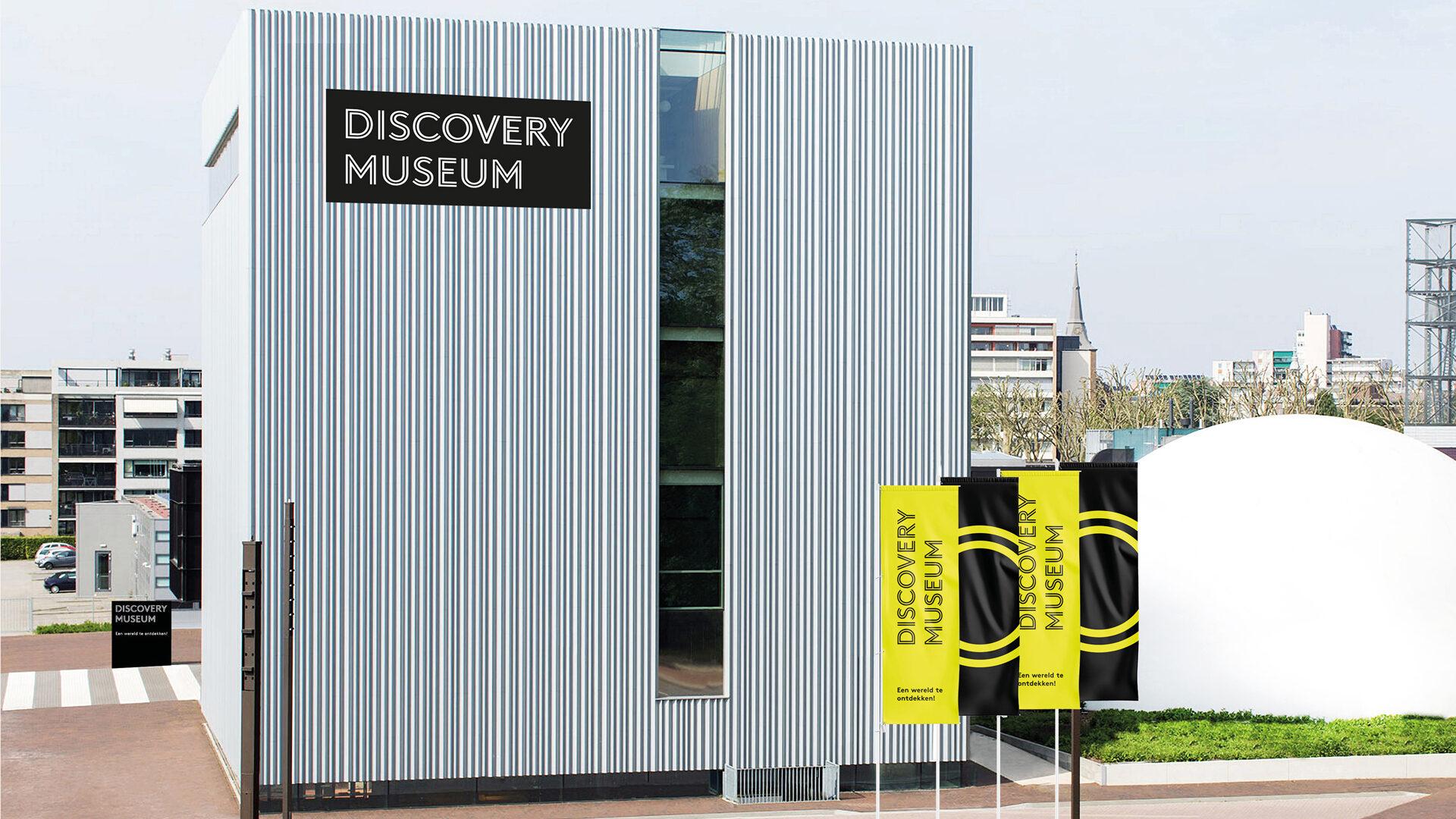 Columbus, Cube en Continium samen verder als Discovery Museum