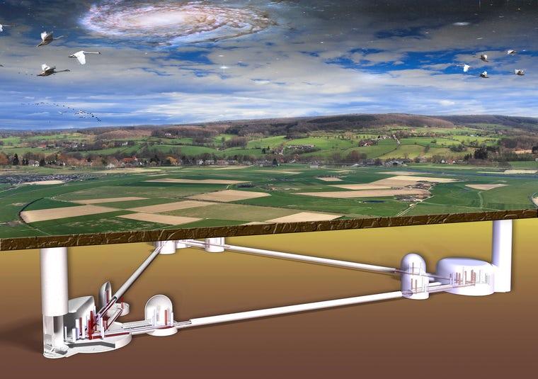 Discovery Museum start met online afleveringen over Einstein Telescope
